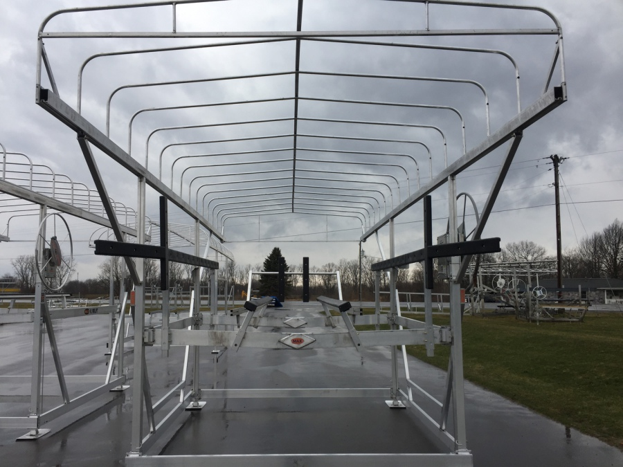 Michigan Made Boat Lifts Hoists And Boat Canopies By Max