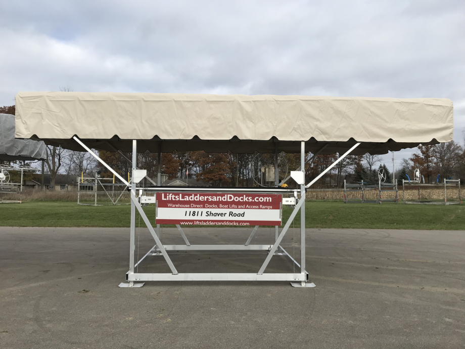 Replacement Canopy Covers Michigan Amp Northern Indiana
