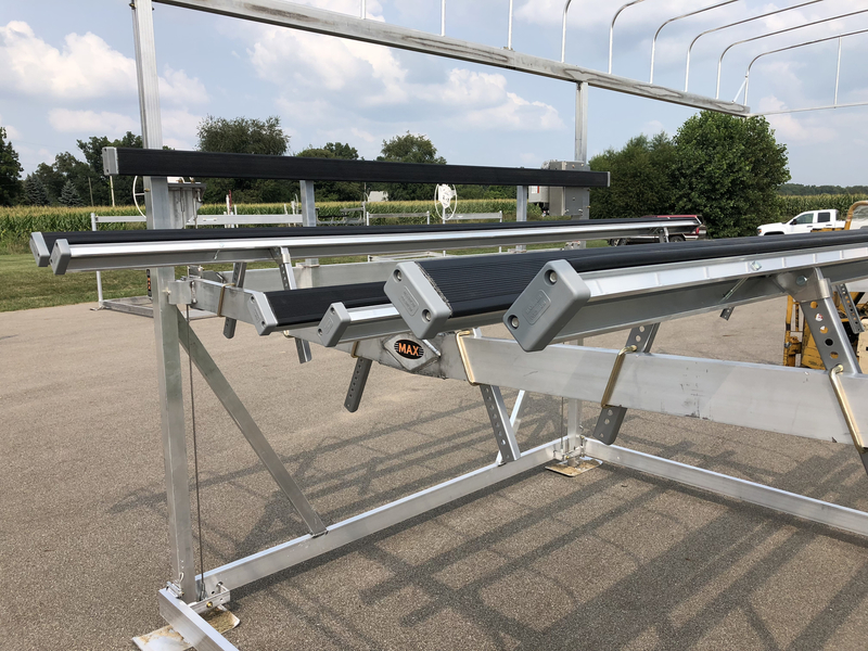BOAT LIFT/ HOIST REPLACEMENT CABLES, WINCH TUBES, BUNKS