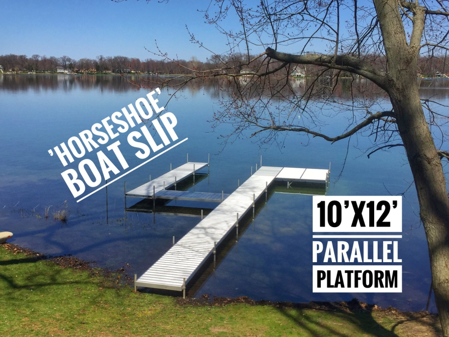 Superior Dock- Anodized, Powdercoat and Mill Aluminum, Composite