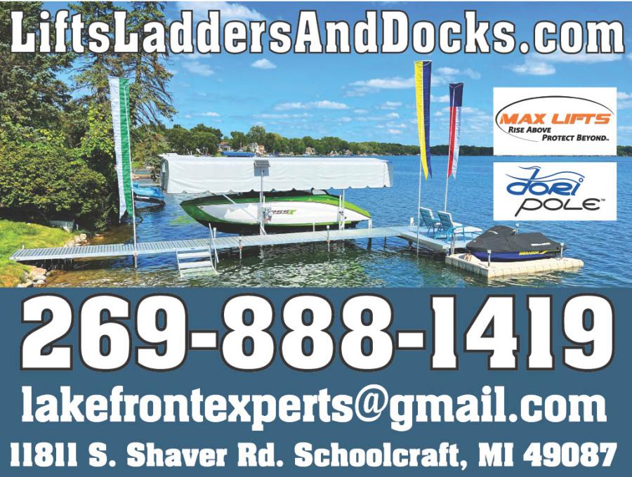 Liftsladdersanddocks Com Mi Amp In Boat Lifts Hoists
