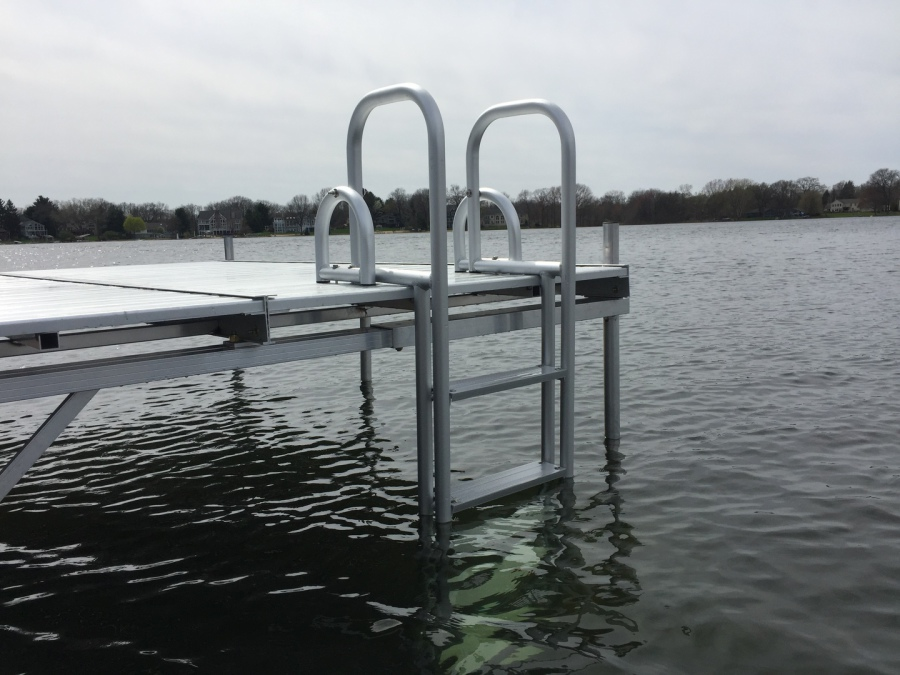 Dock/ Pier Steps, Dock & Pontoon Swim Ladders, Dock Benches
